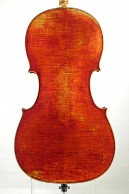 Cello Leeb, Joh. Georg Pressburg